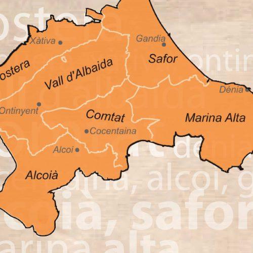 Les Comarques Centrals Valencianes podrien declarar la independència en 36 anys