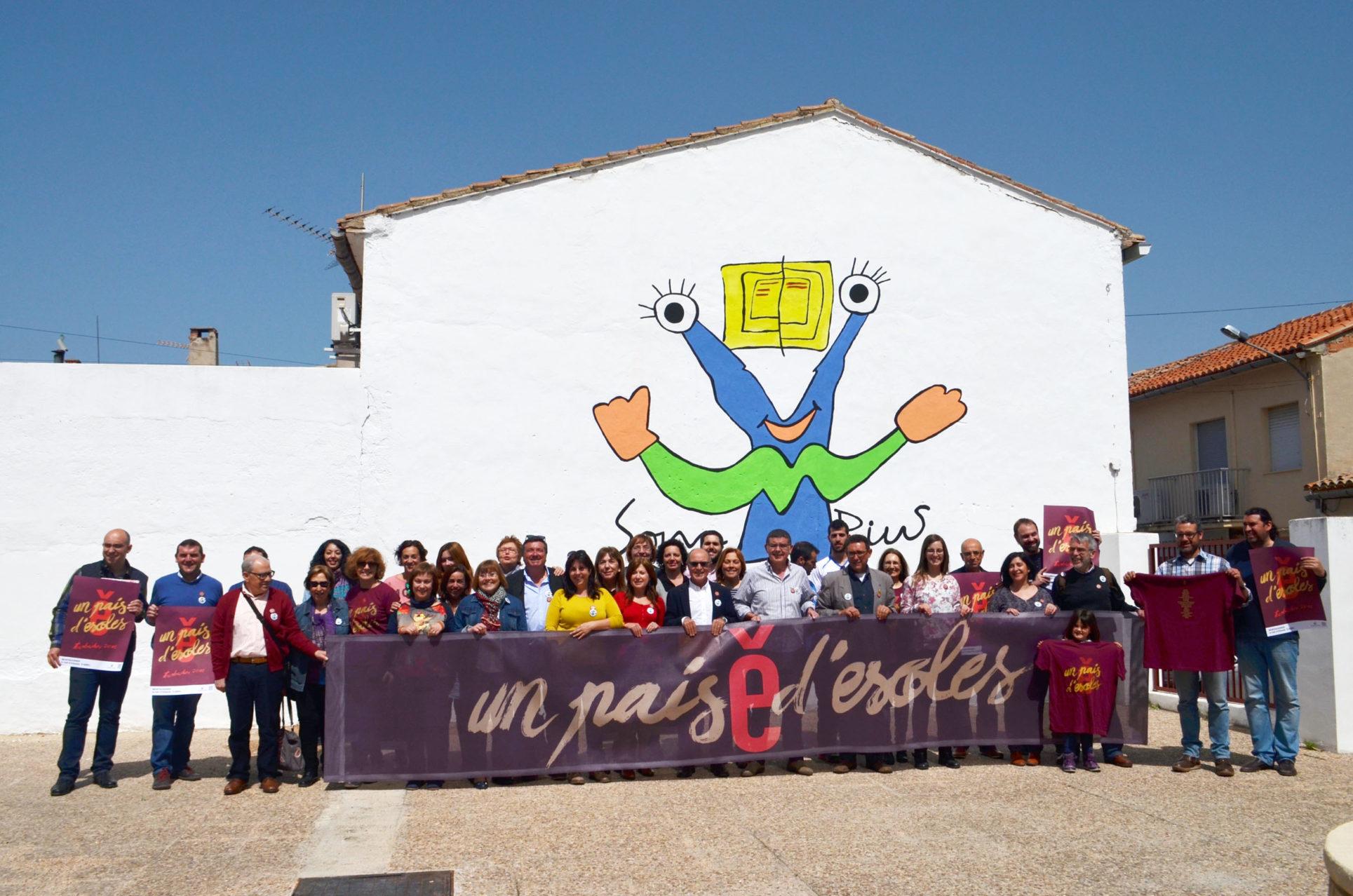 Montaverner acull aquest dissabte la Trobada d'Escoles en Valencià El Periòdic d'Ontinyent