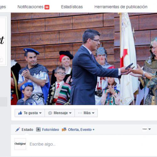 Facebook verifica la pàgina de El Periòdic d'Ontinyent