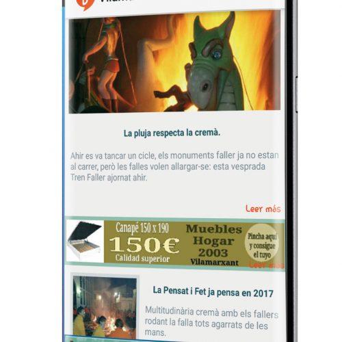 Tota la informació d'Ontinyent ara també al teu mòbil