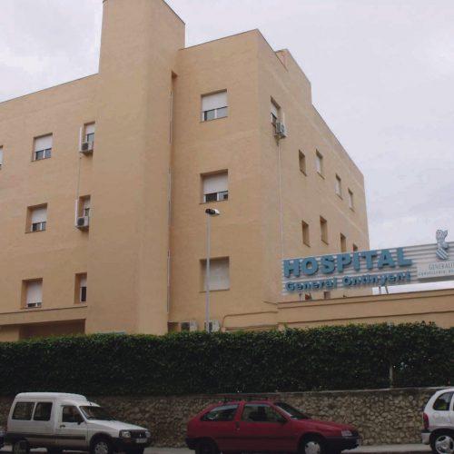 El acceso a Urgencias por las obras, será desde el Hospital de Xàtiva