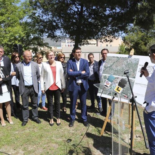 Quinze empreses opten a construir la rotonda de Torrefiel