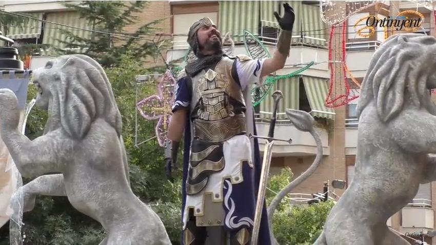El bàndol cristià pren la ciutat El Periòdic d'Ontinyent