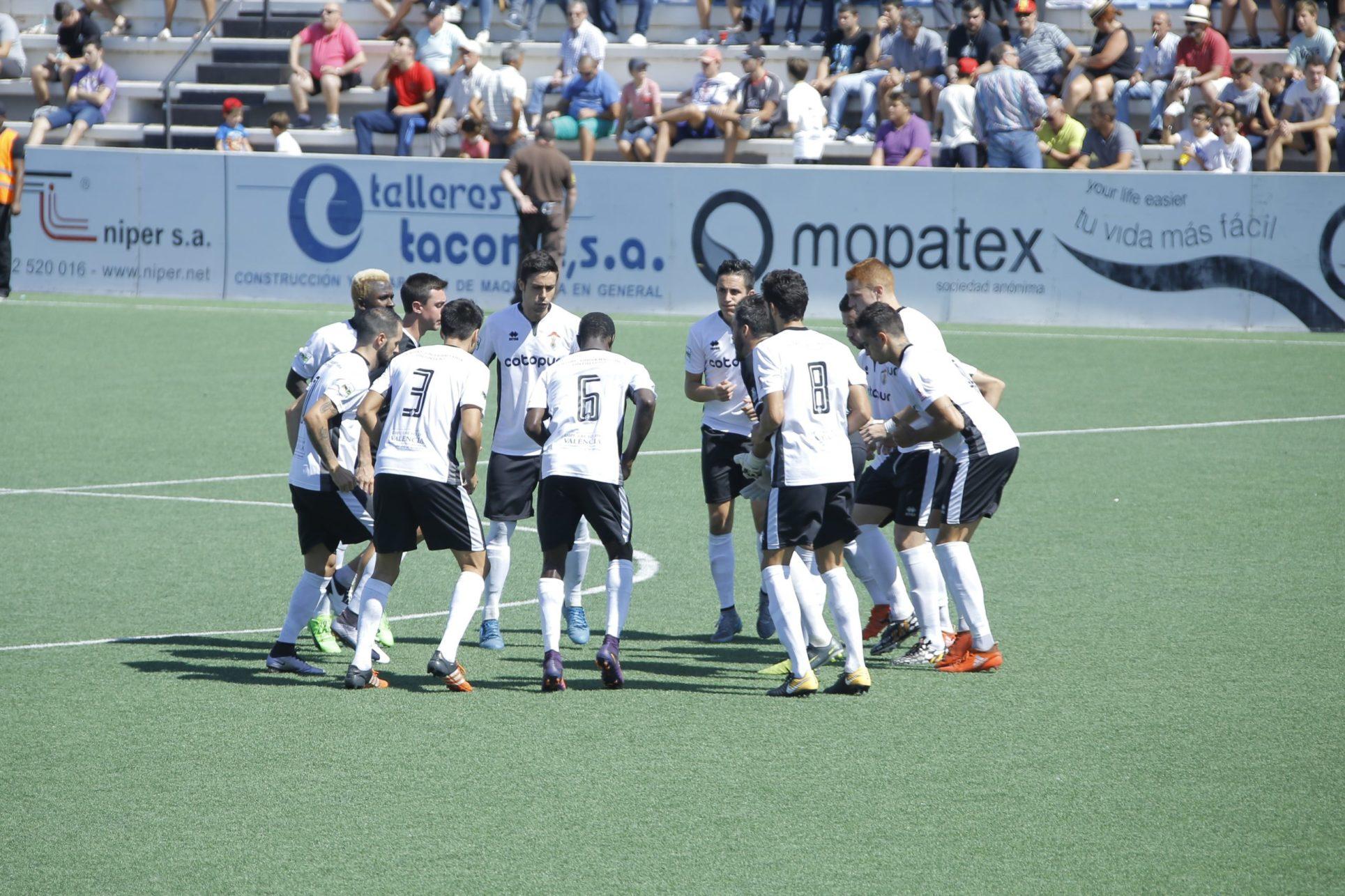 L'Ontinyent CF prepara el partit davant el Lleida El Periòdic d'Ontinyent