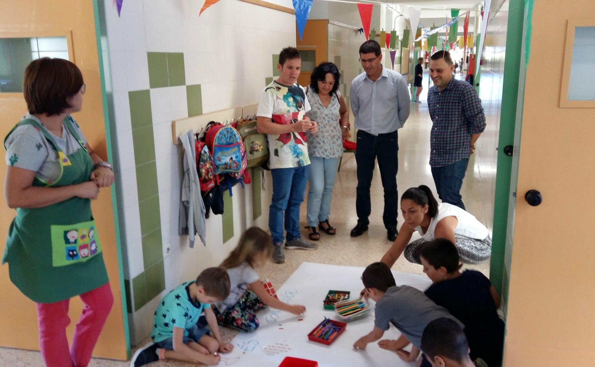 5.300 alumnes tornen a les aules a Ontinyent El Periòdic d'Ontinyent