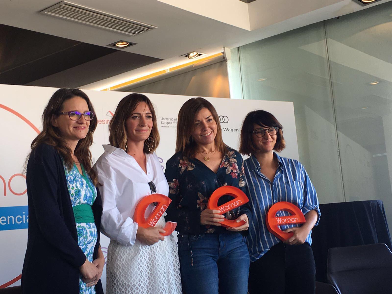 Amparo Navarro guanya el premi a Millor Negoci Online El Periòdic d'Ontinyent