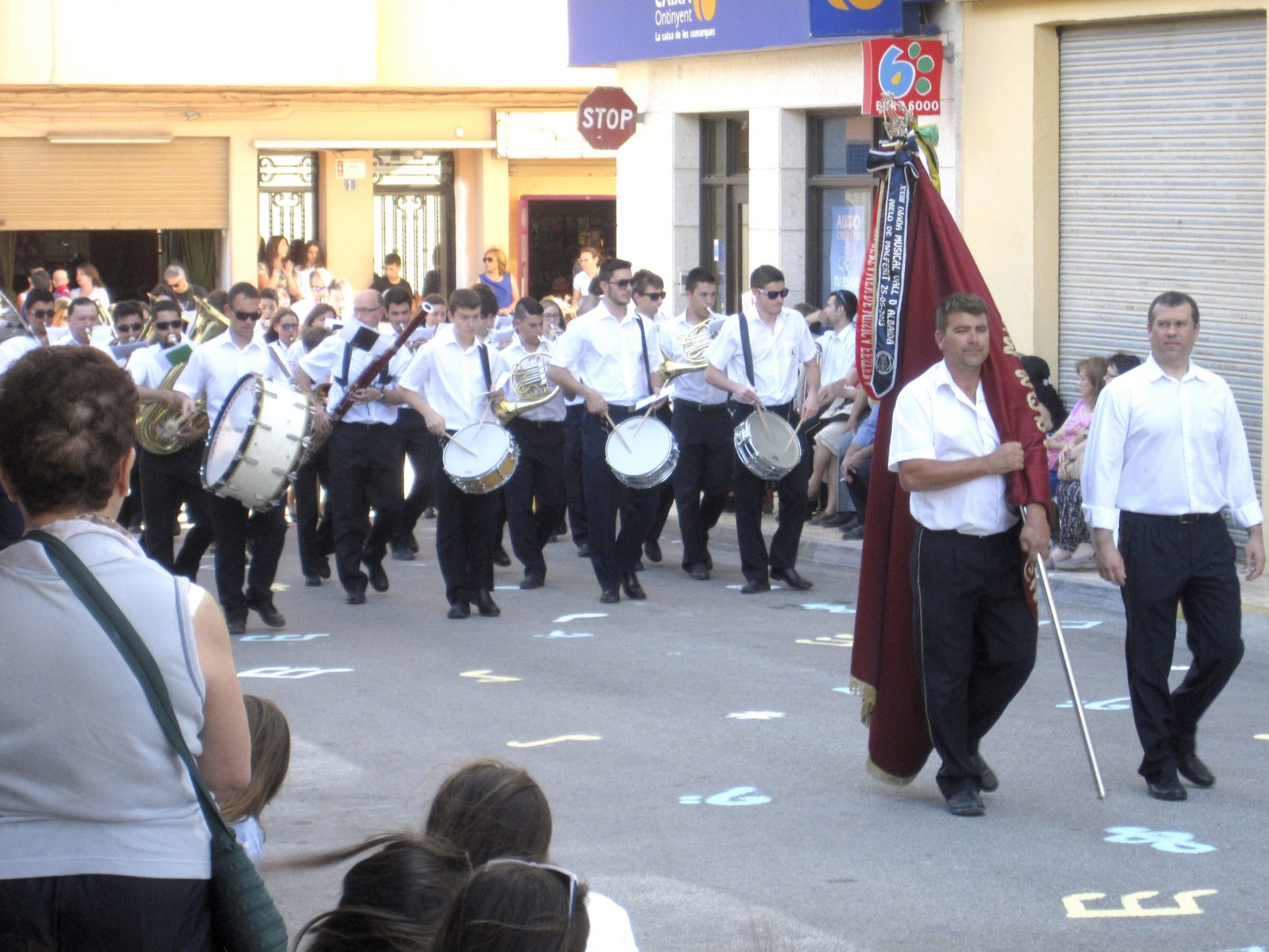 1.000 músics omplin Ontinyent en la XXVII Diada Musical El Periòdic d'Ontinyent - Noticies a Ontinyent