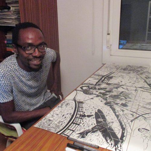 Alcaldia demana l'alliberament de l'artista Ramón Esono