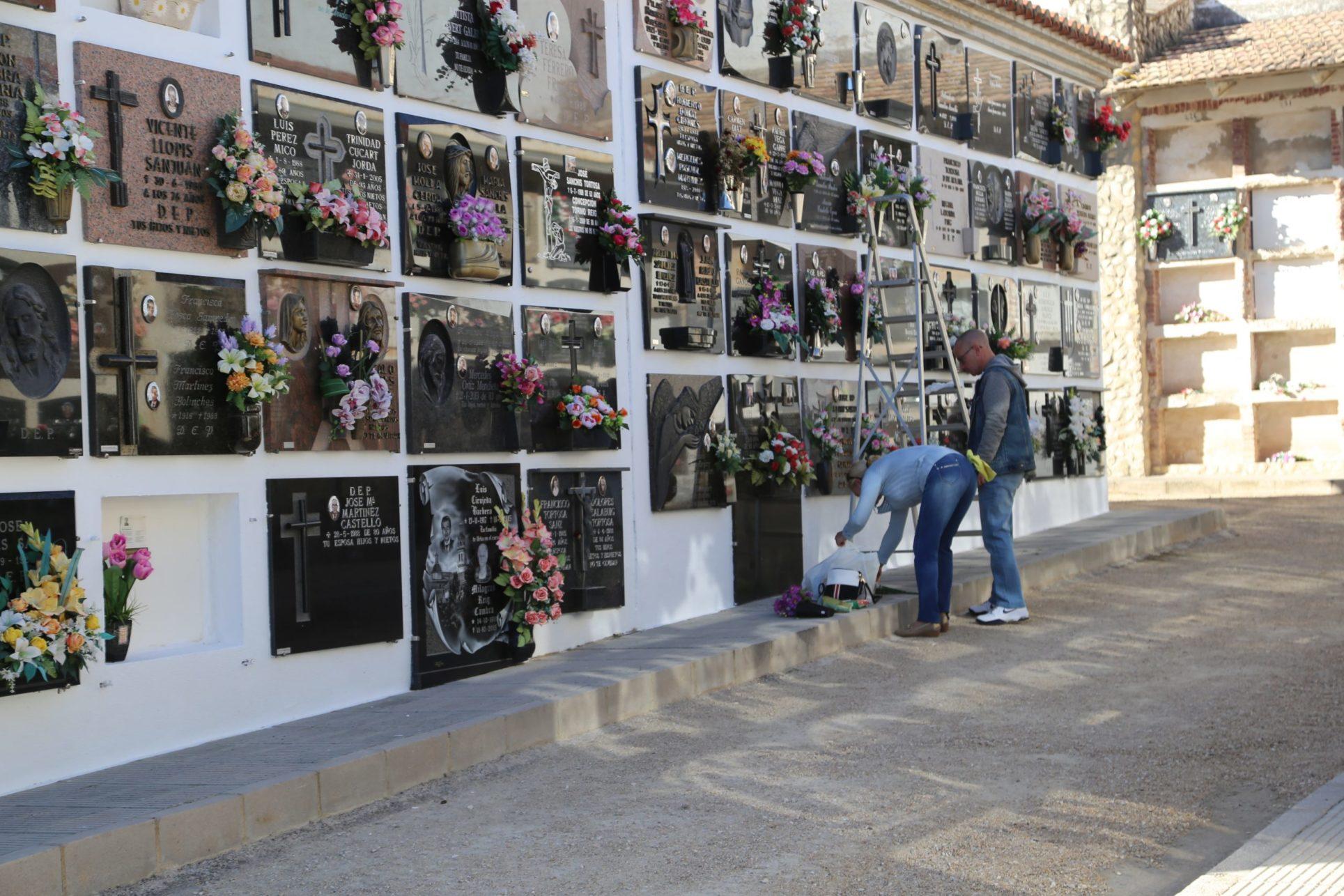 Dispositivo especial en el cementerio y transporte gratuito El Periòdic d'Ontinyent - Noticies a Ontinyent