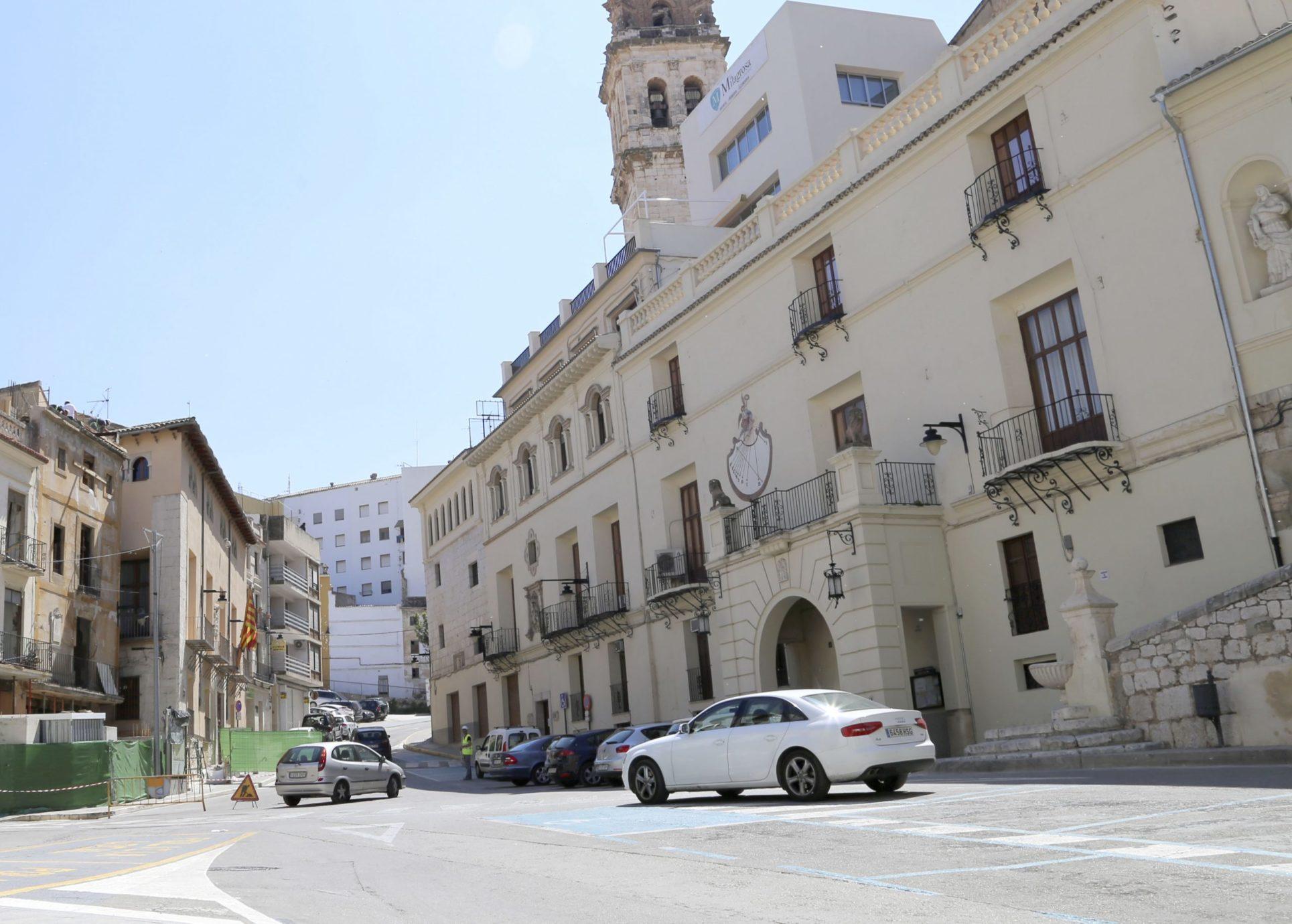 Demanen remodelar la Plaça Major i una seu per a l'EOI El Periòdic d'Ontinyent