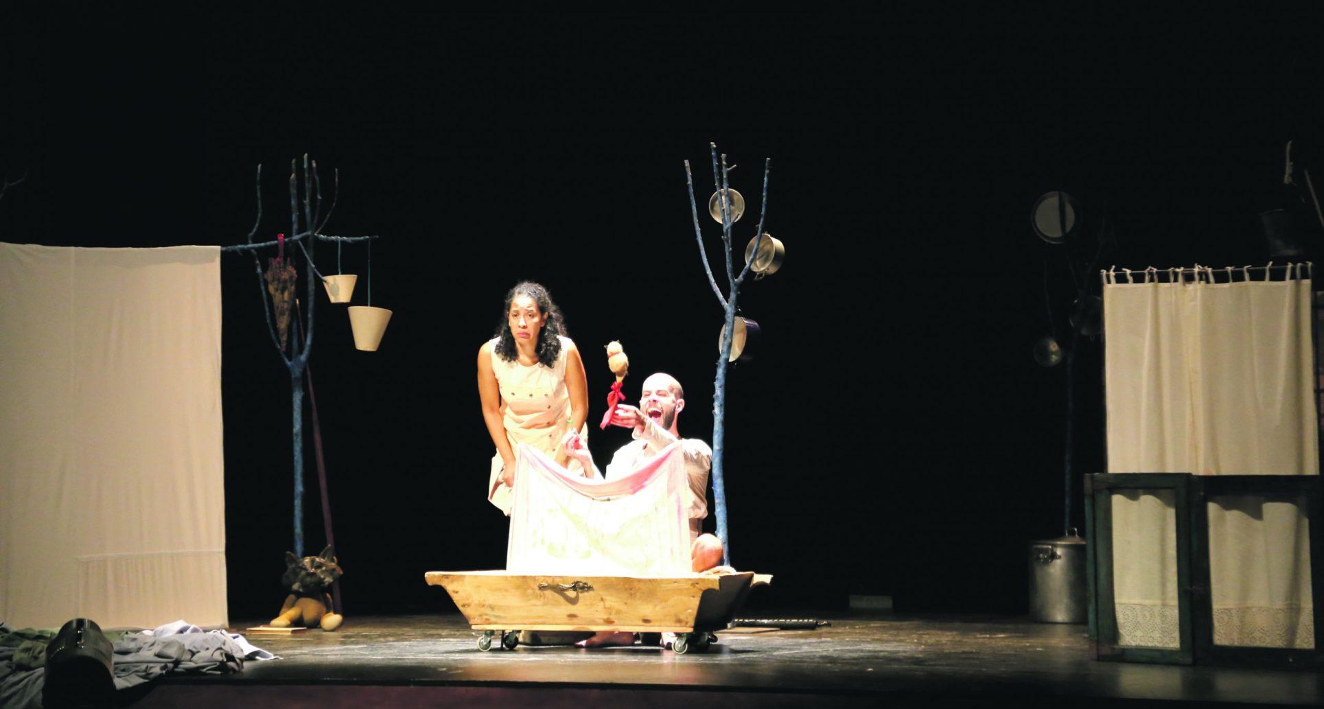 Teatre per desestigmatitzar les malalties mentals El Periòdic d'Ontinyent