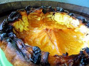 Pastel de calabaza El Periòdic d'Ontinyent