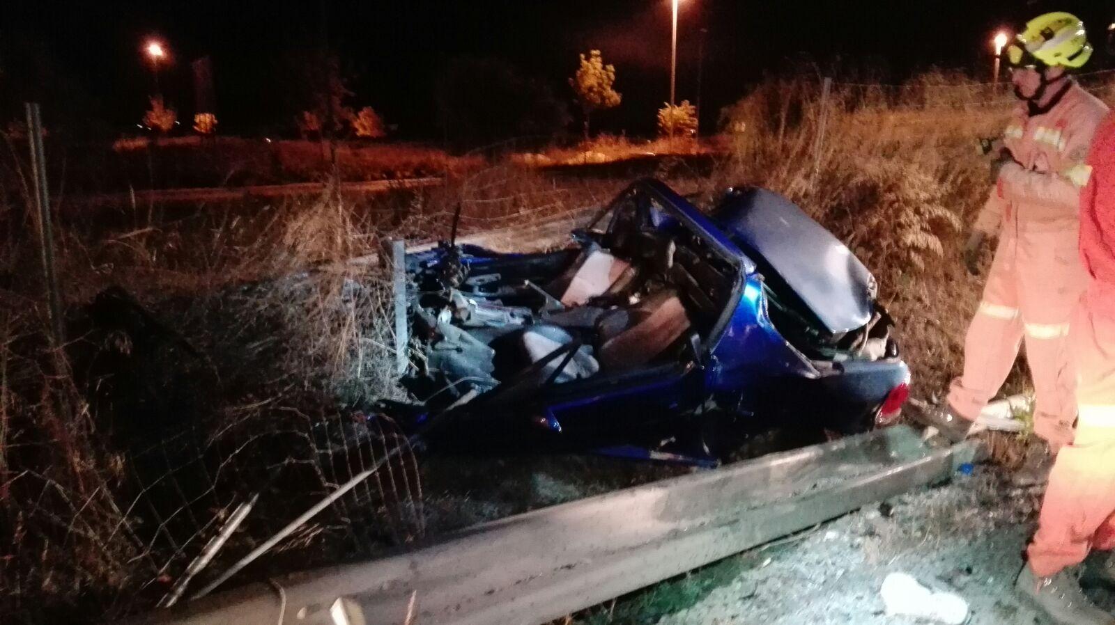 Accident mortal a la ronda sud El Periòdic d'Ontinyent