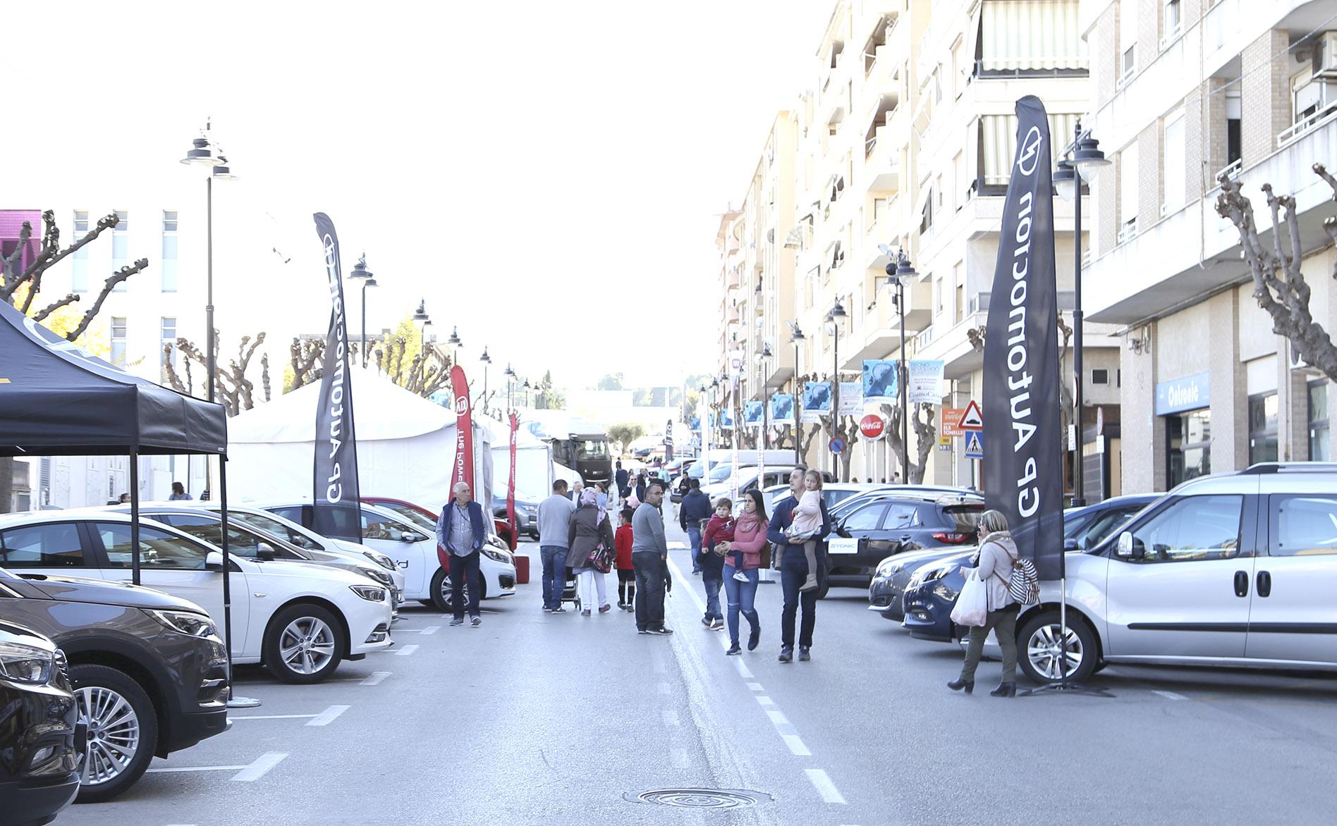 Firauto ven 100 cotxes en dos dies El Periòdic d'Ontinyent