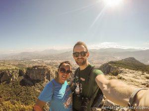 Consejero Viajero: Ruta de los acantilados de Benitatxell El Periòdic d'Ontinyent