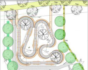 Circuit infantil per a bicicletes, patins i monopatins al Benarrai El Periòdic d'Ontinyent - Noticies a Ontinyent