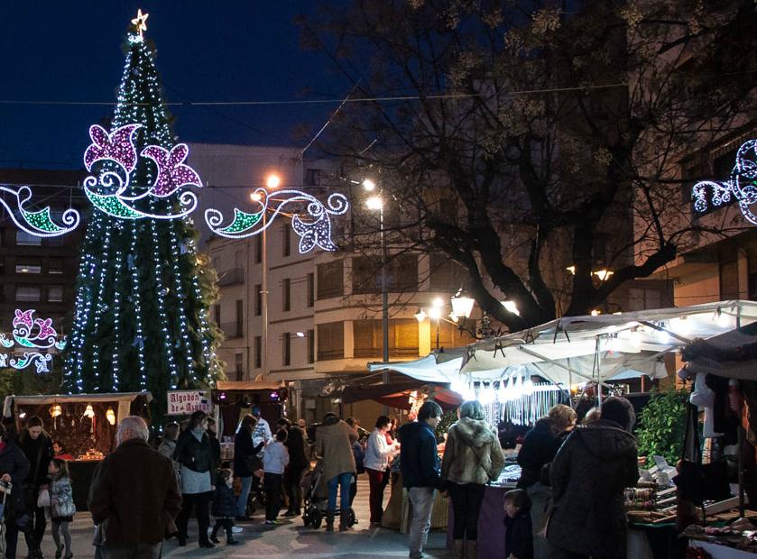 Tres rutes comarcals de bus gratuït per gaudir del Nadal ontinyentí El Periòdic d'Ontinyent