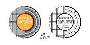 La Plaça de Bous de Bocairent commemora els seus 175 anys amb un logo de Ricardo Montés El Periòdic d'Ontinyent