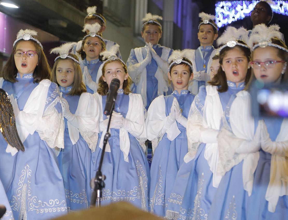 El Cant dels Angelets s'interpretarà en directe a FITUR El Periòdic d'Ontinyent - Noticies a Ontinyent