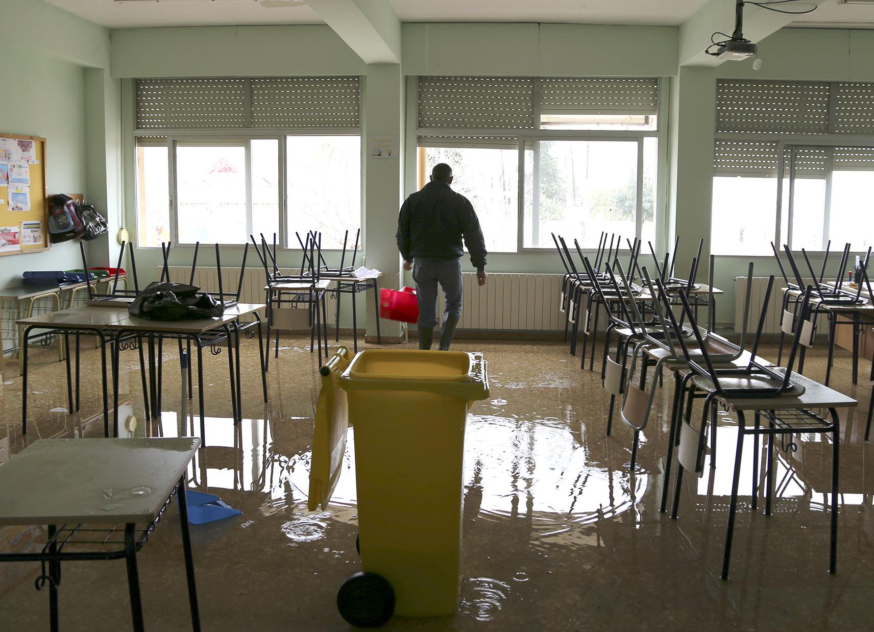 Reubiquen en 3 centres als alumnes del CEIP Vicent Gironés El Periòdic d'Ontinyent