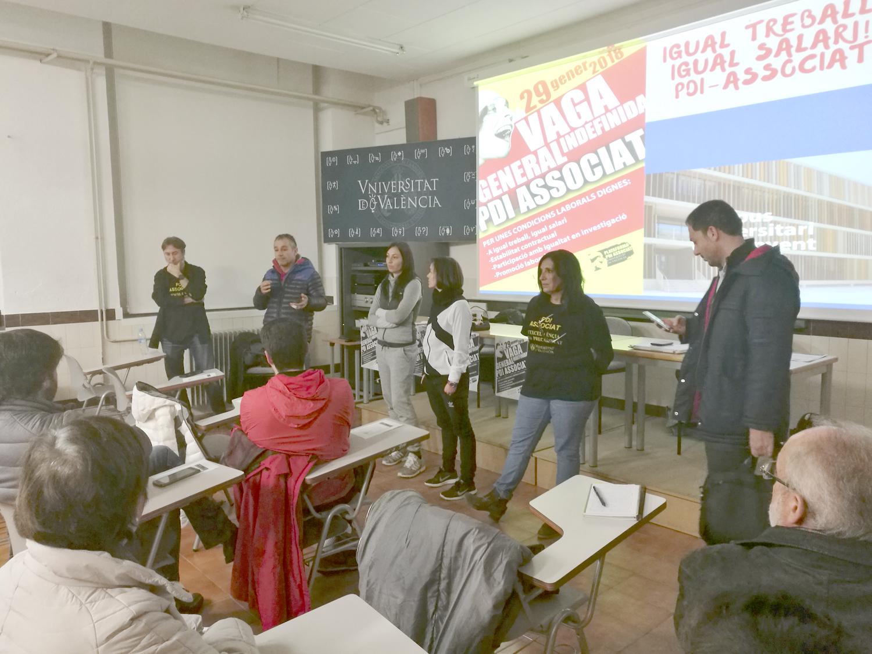 La vaga de professorat associat afecta al Campus d'Ontinyent El Periòdic d'Ontinyent - Noticies a Ontinyent