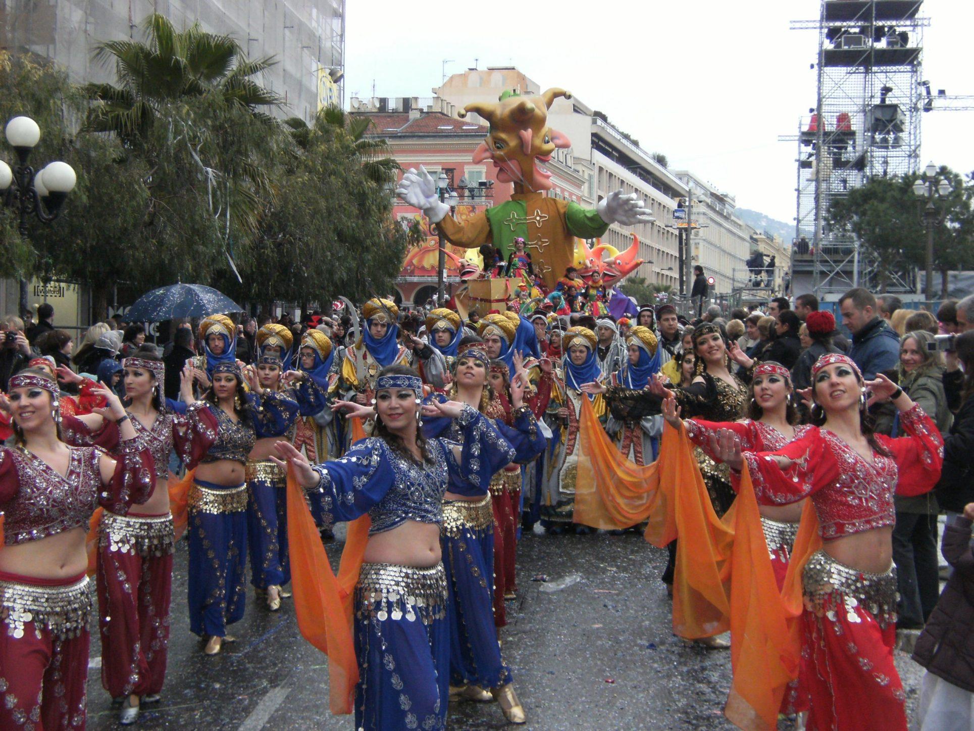 El Ballet Ópera porta la seua dansa al Carnestoltes de Niça El Periòdic d'Ontinyent
