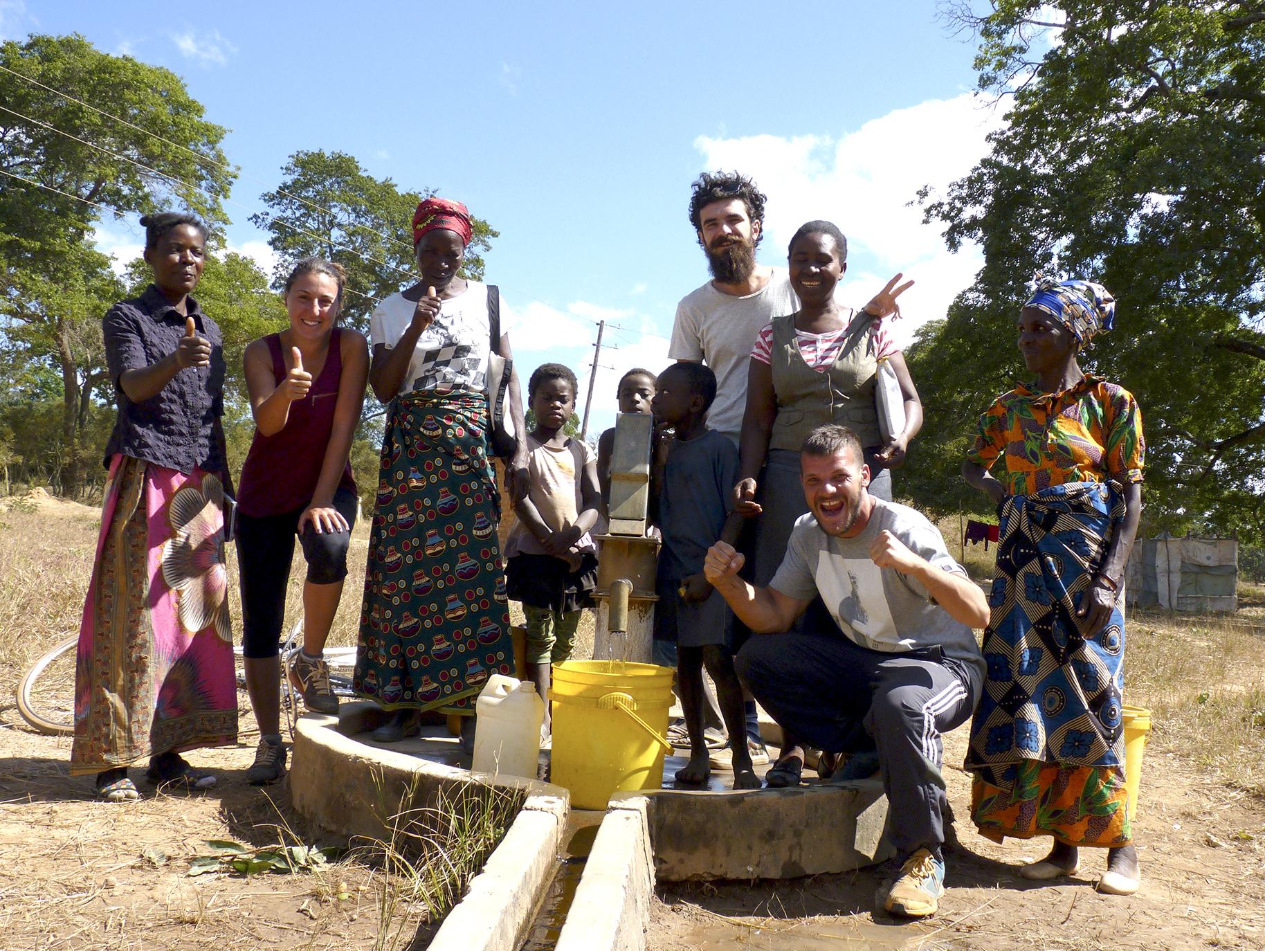 Aigua potable gràcies a la solidaritat ontinyentina El Periòdic d'Ontinyent - Noticies a Ontinyent