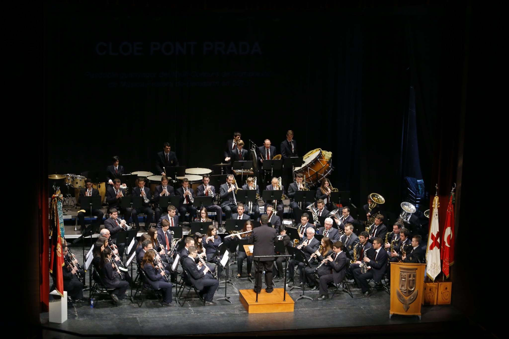 Els concerts de Mig Any, en directe El Periòdic d'Ontinyent