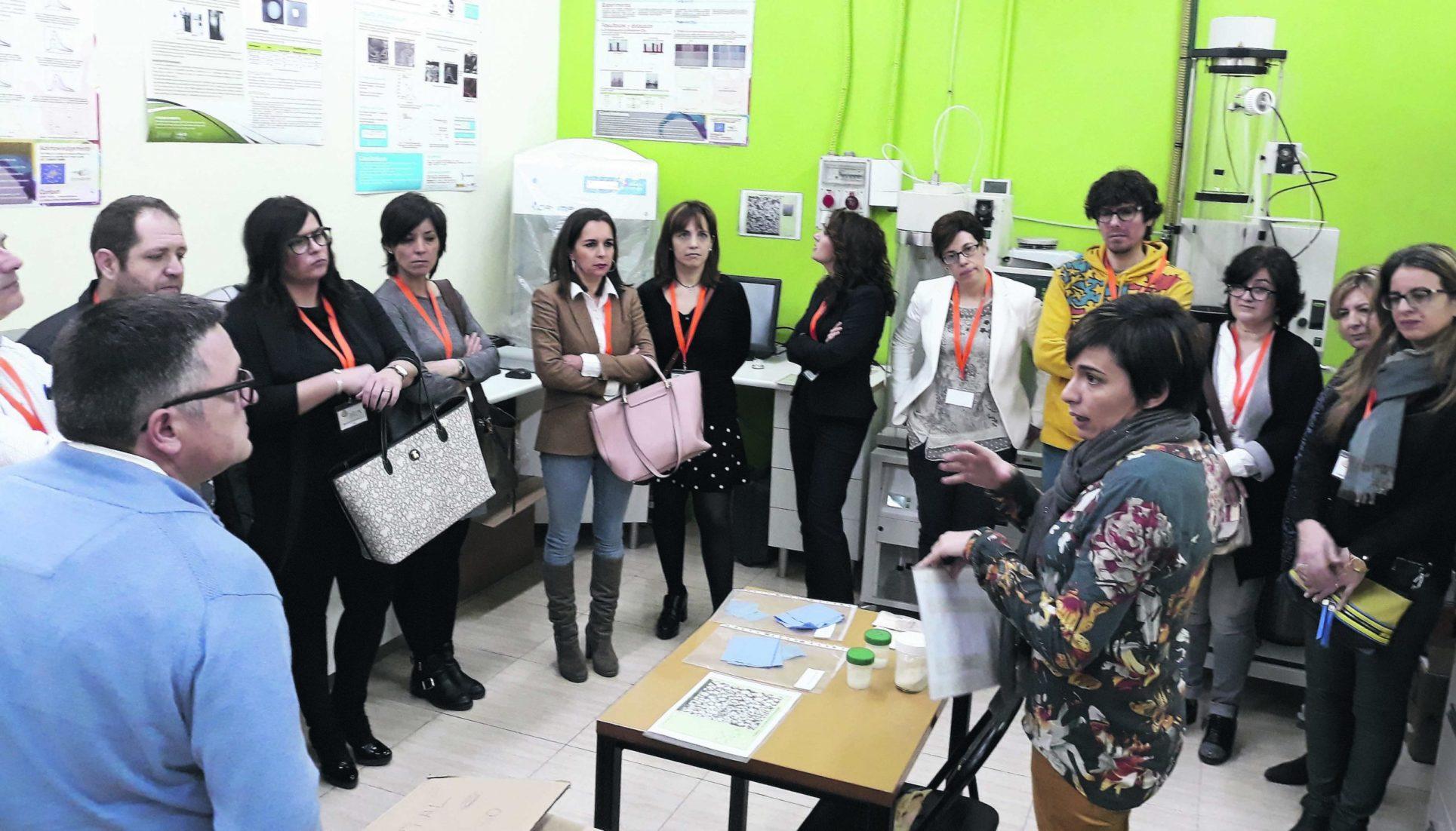 El sector textil se presenta como una oportunidad para los jóvenes El Periòdic d'Ontinyent - Noticies a Ontinyent