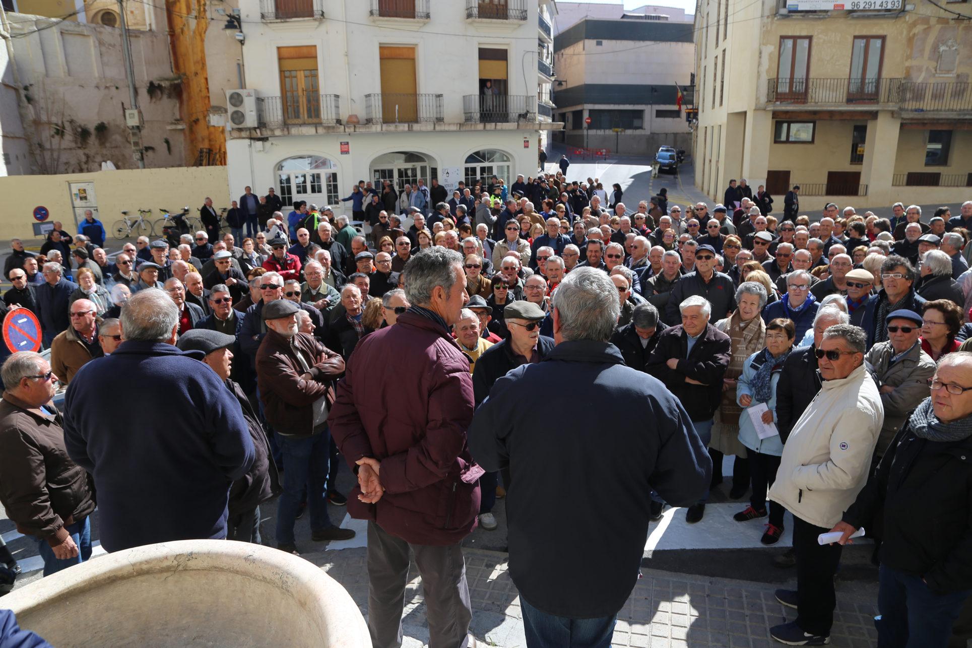 Els jubilats d'Ontinyent eixiran dissabte al carrer per reclamar unes pensions dignes El Periòdic d'Ontinyent - Noticies a Ontinyent