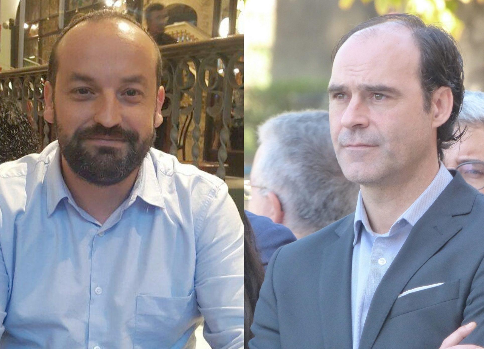 Fran Quesada dimiteix de regidor i Vicent Xavier Vila li agafarà el relleu El Periòdic d'Ontinyent - Noticies a Ontinyent