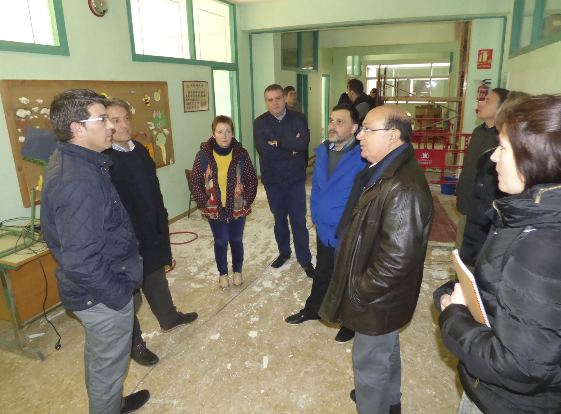El CEIP Vicent Gironés tornarà a la normalitat el 9 d'abril El Periòdic d'Ontinyent