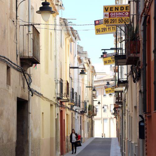 El regateo por el precio de la vivienda se reduce un 15% en Ontinyent