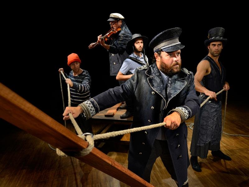 Moby Dick, un espectacle pensat per a tots els públics El Periòdic d'Ontinyent