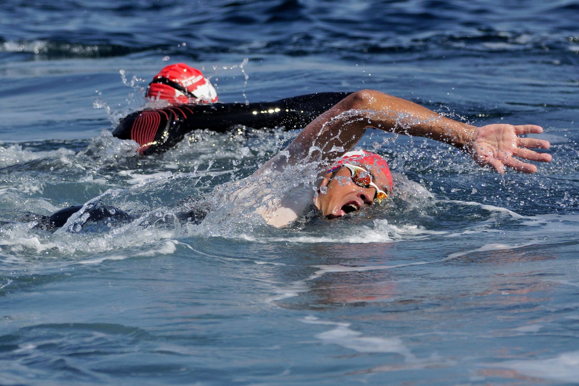 113 km de natació a mar obert per una causa solidària El Periòdic d'Ontinyent - Noticies a Ontinyent