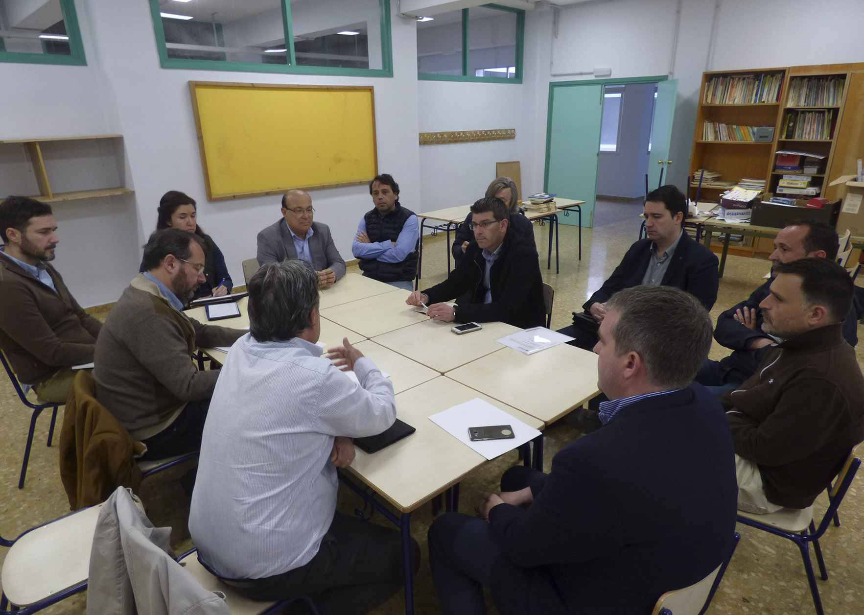 El CEIP Vicent Gironés torna a la normalitat el 10 d'abril El Periòdic d'Ontinyent - Noticies a Ontinyent
