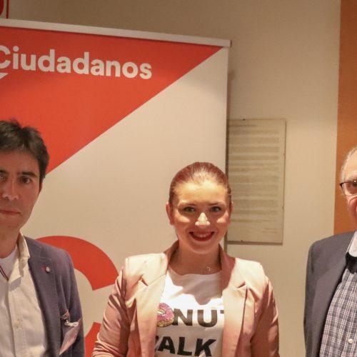 Premsa Comarcal Valenciana trasllada els seus fins a la líder de Ciutadans