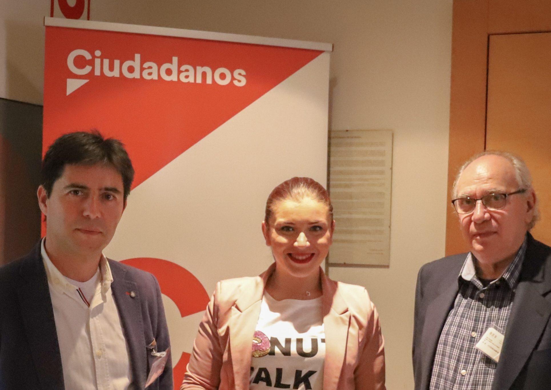 Premsa Comarcal Valenciana trasllada els seus fins a la líder de Ciutadans El Periòdic d'Ontinyent