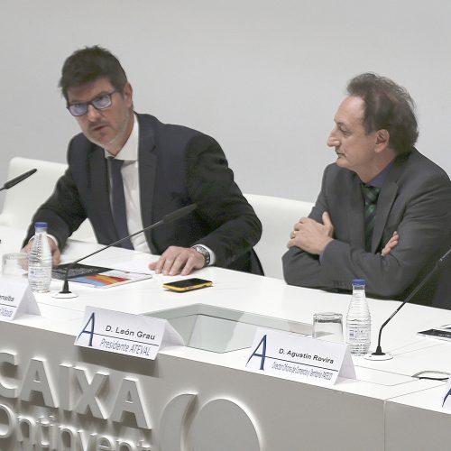 Càndid Penalba pega el bot a ATEVAL Comunitat Valenciana