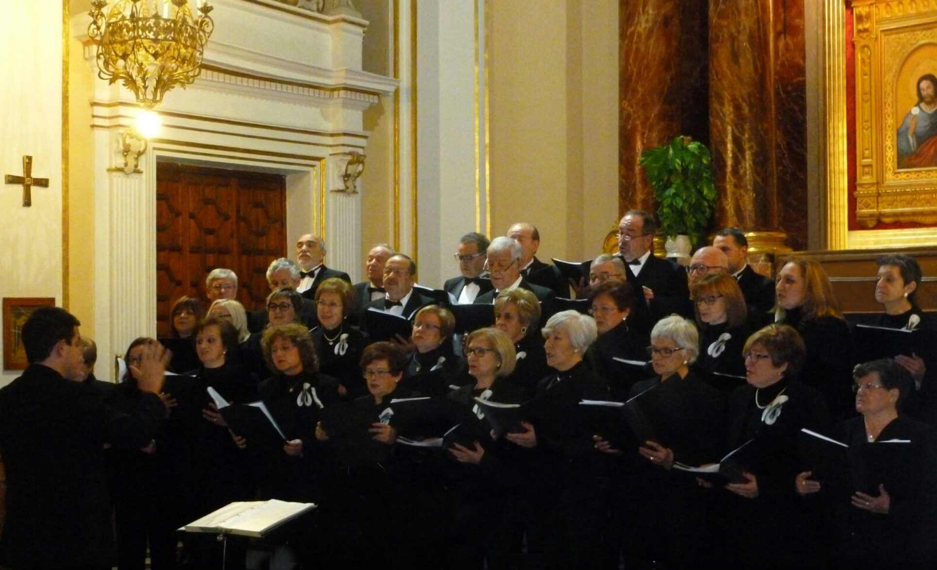 """Més de 70 veus a l'onzena edició del """"Festival de Cors Ciutat d'Ontinyent"""" El Periòdic d'Ontinyent"""