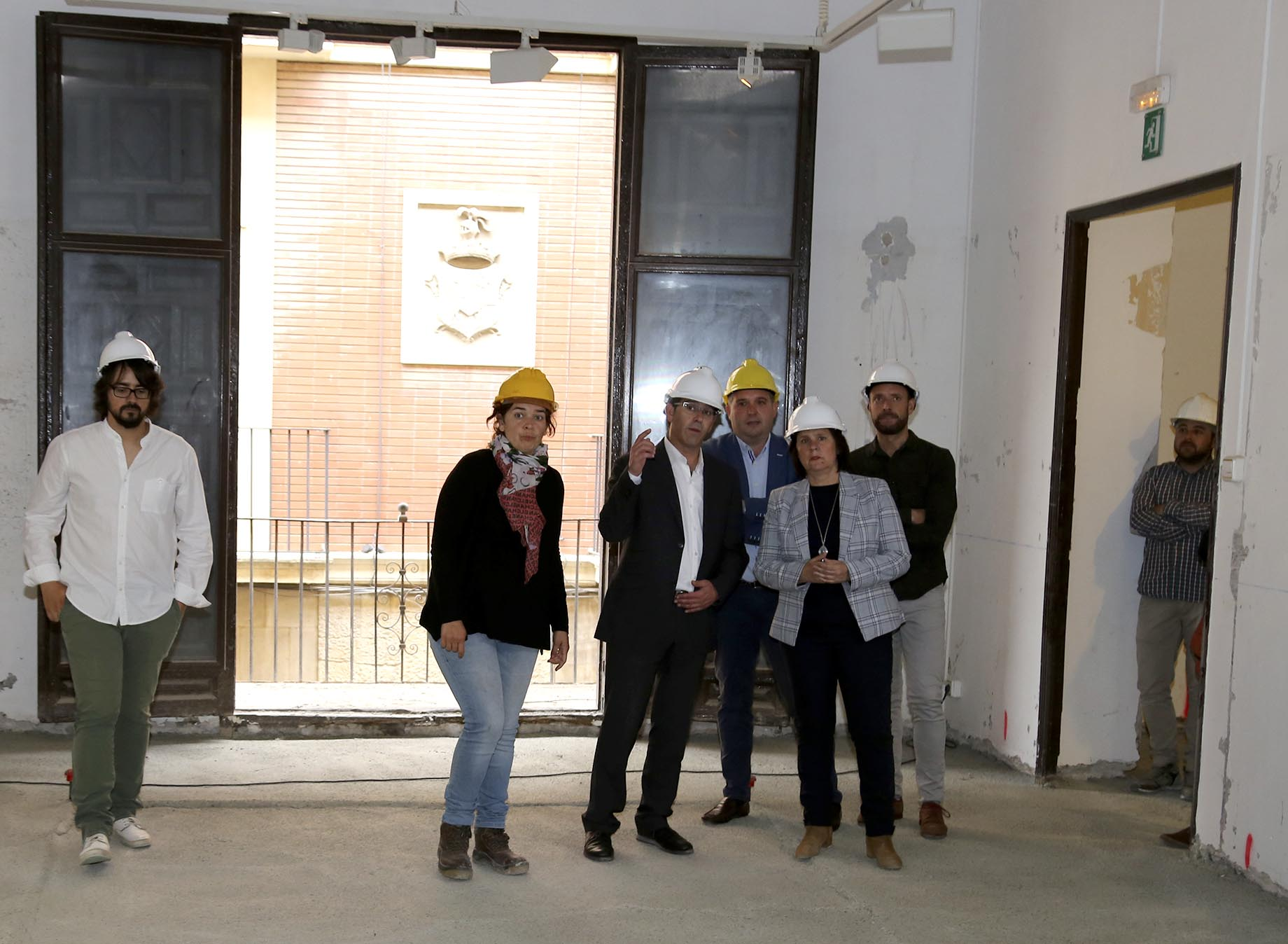La Casa de Cultura tindrà més espai expositiu i serà més accessible El Periòdic d'Ontinyent