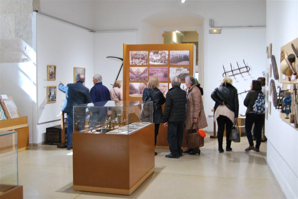 Jornada de portes obertes pel Dia Internacional dels Museus a Ontinyent El Periòdic d'Ontinyent
