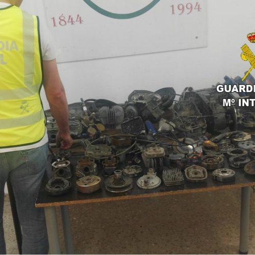 Dos detinguts per robatoris en finques i cases a la Vall d'Albaida