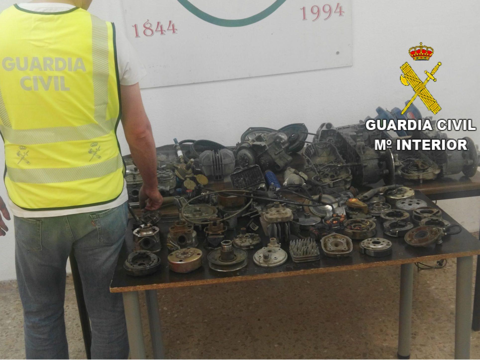Dos detinguts per robatoris en finques i cases a la Vall d'Albaida El Periòdic d'Ontinyent