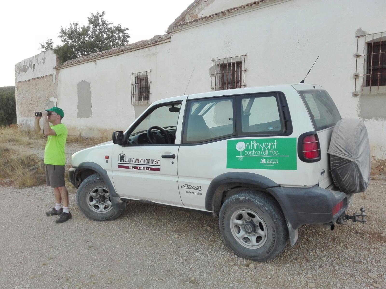 Les serres del terme busquen voluntaris per a lluitar contra el foc El Periòdic d'Ontinyent