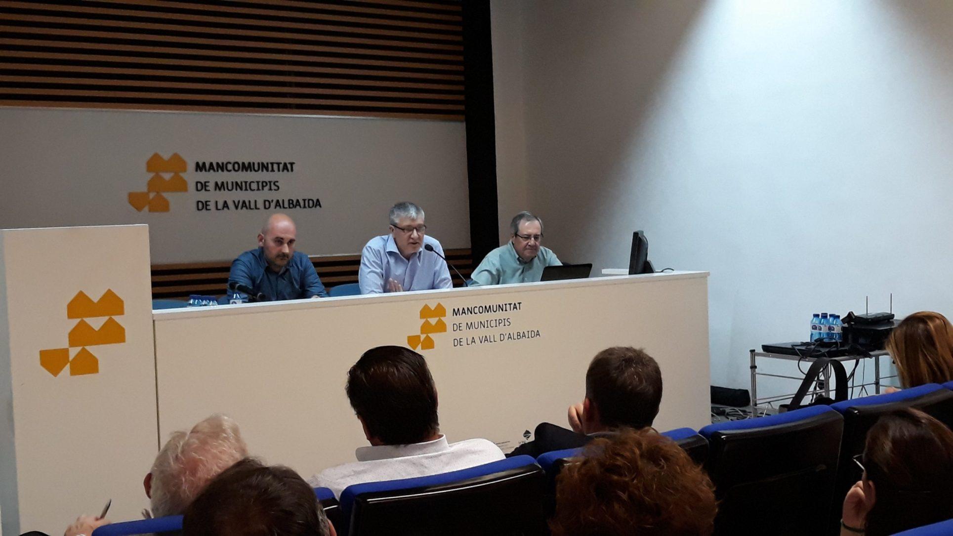Acord per a restablir el servei de fem a Ontinyent i comarca El Periòdic d'Ontinyent