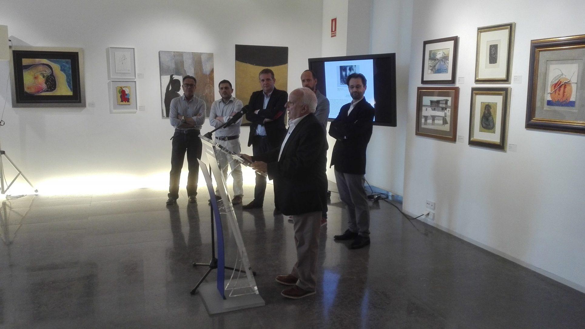 Dues noves exposicions culturals a la ciutat d'Ontinyent El Periòdic d'Ontinyent