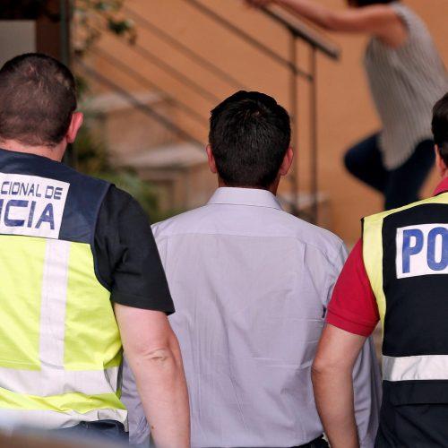 L'alcalde d'Ontinyent, detingut