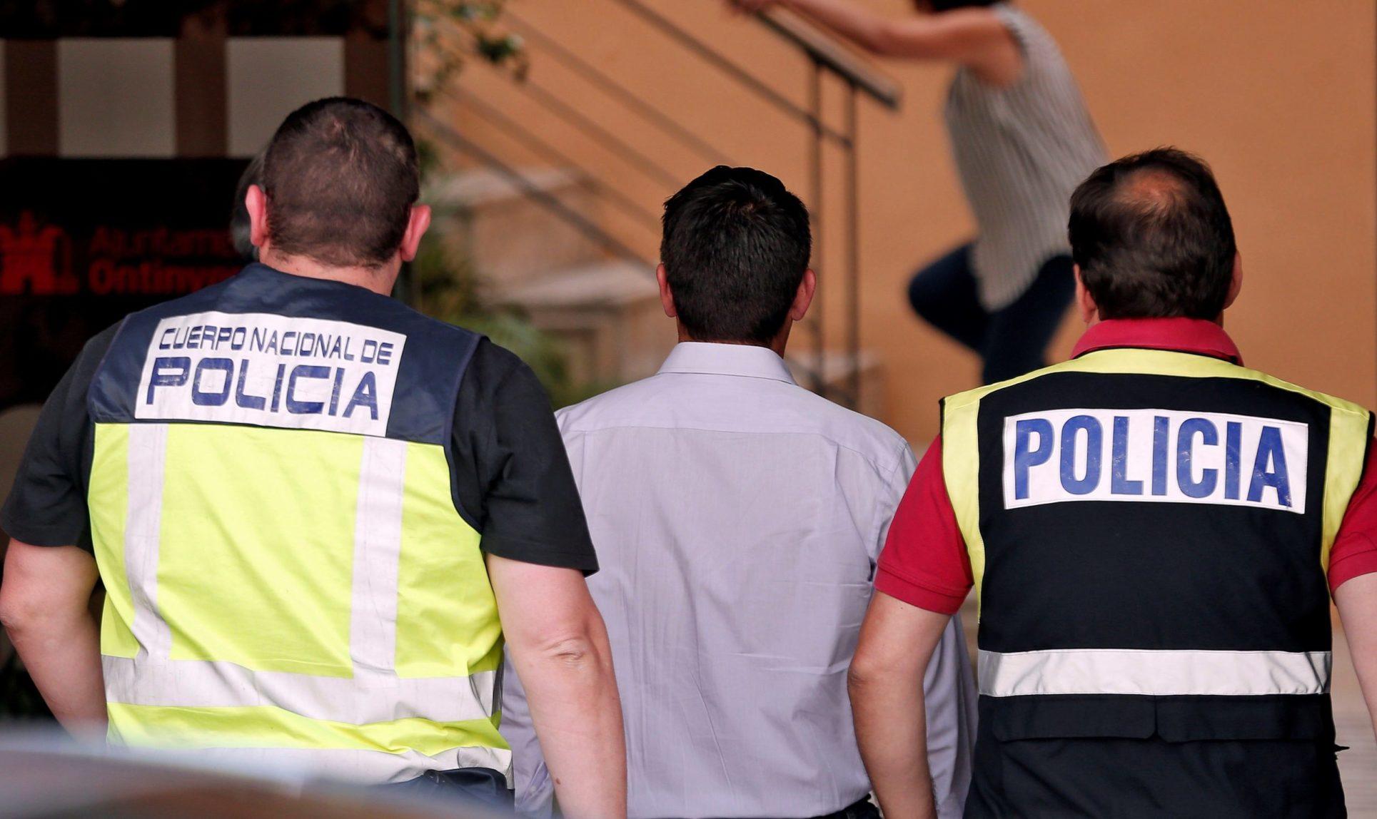 L'alcalde d'Ontinyent, detingut El Periòdic d'Ontinyent