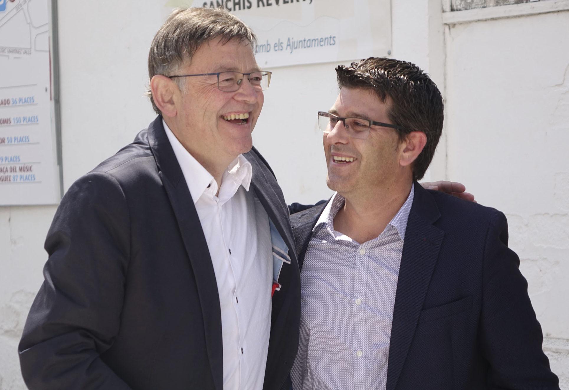 Ximo Puig acompanyarà hui a ADIEM en el seu sopar benèfic El Periòdic d'Ontinyent